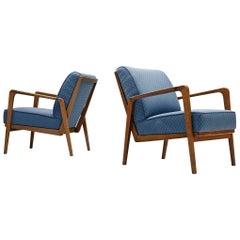 Emiel Veranneman Pair of 'La Chaise' Lounge Chairs, 1952