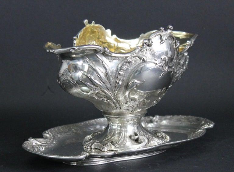 Wolfers Frères. Goldschmidt, Köln Germany, Silver ca 1900 10