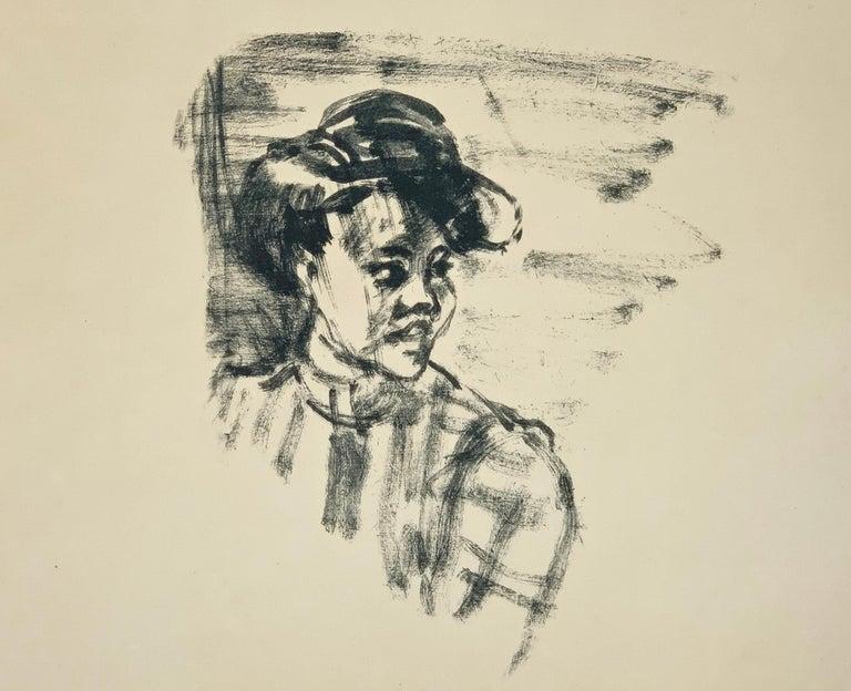 German Expressionist Print by Emil Nolde