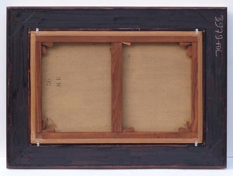 Paintings 19th Century - Orientalist Marines in pair For Sale 4