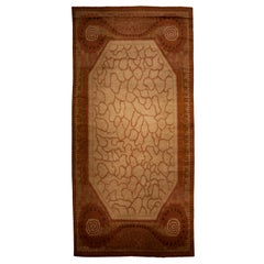 Emile Jacques Ruhlmann Inspired Deco Rug