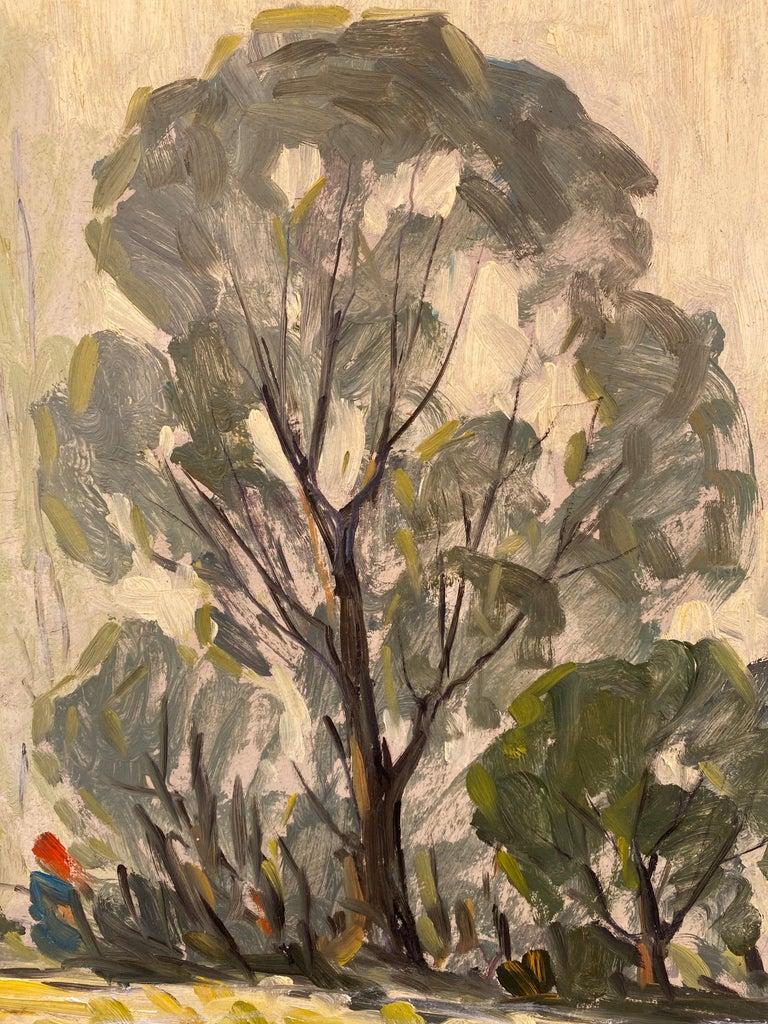 Emile Walters Landscape Painting For Sale 4