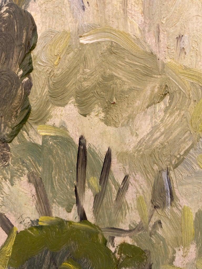 Emile Walters Landscape Painting For Sale 5