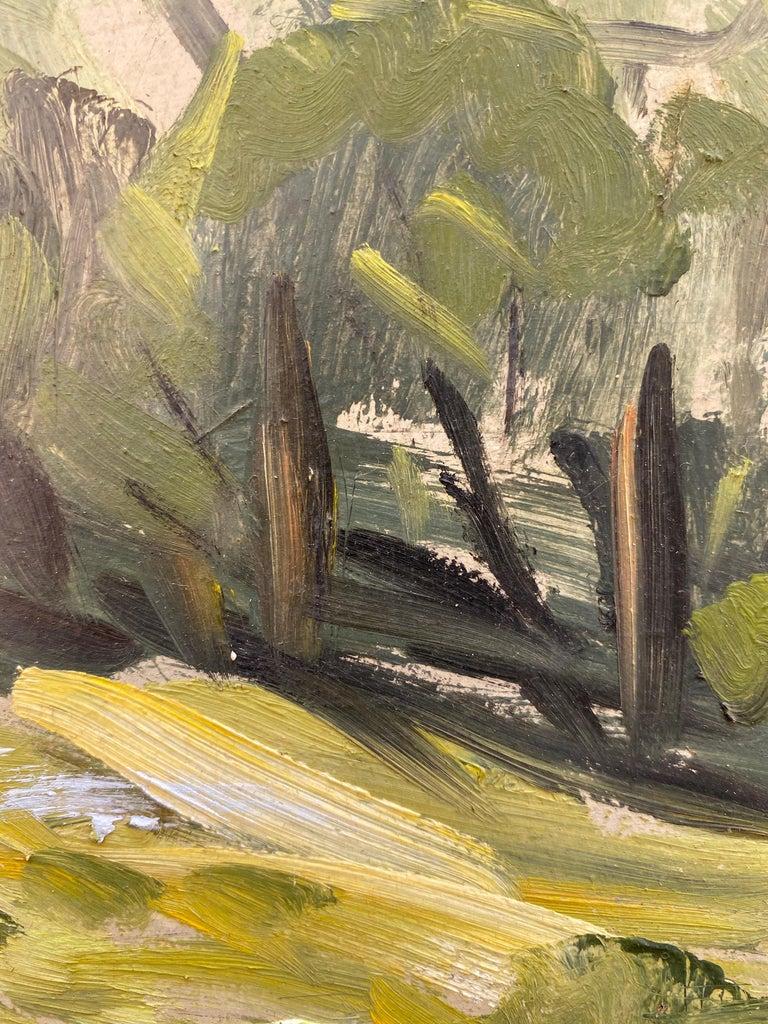Emile Walters Landscape Painting For Sale 6