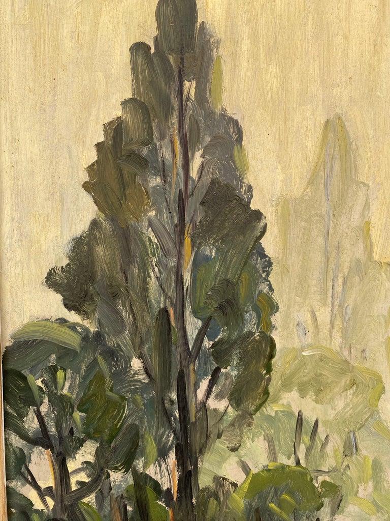 Emile Walters Landscape Painting For Sale 1