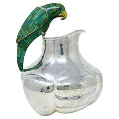 Metal Vases and Vessels