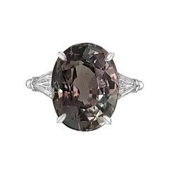 Emilio Jewelry 2.50 Carat Natural Alexandrite Ring