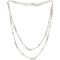 Emilio Jewelry Diamond by The Yard Necklace