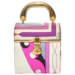 Emilio Pucci Box Bag (1960's)