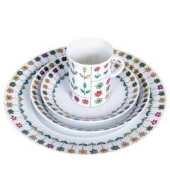 Emilio Pucci Coffee & Dessert Set by Rosenthal