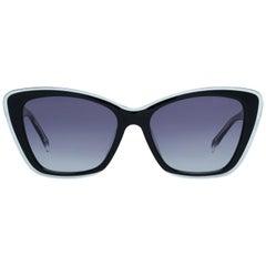 Emilio Pucci Mint Women Black Sunglasses EP0107 5503B 55-17-145 mm