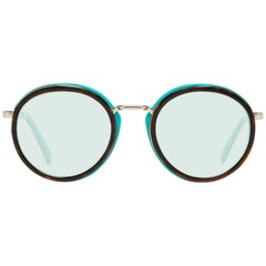 Emilio Pucci Mint Women Brown Sunglasses EP0046-O 4956V 49-20-132 mm