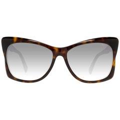 Emilio Pucci Mint Women Brown Sunglasses EP0050 5952Z 59-16-140 mm