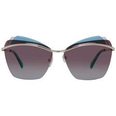 Emilio Pucci Mint Women Gold Sunglasses EP0113 6128F 61-13-142 mm