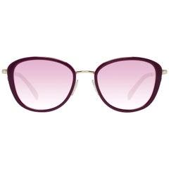 Emilio Pucci Mint Women Purple Sunglasses EP0047-O 5283Z 52-19-143 mm