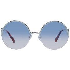 Emilio Pucci Mint Women Silver Sunglasses EP0117 6116W 61-18-145 mm