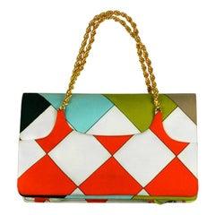 Emilio Pucci Pop Print Handbag