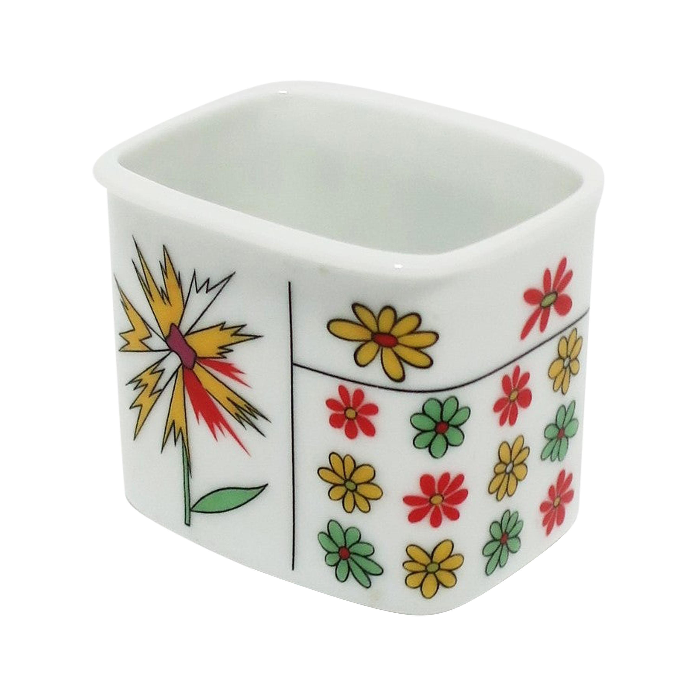 Emilio Pucci Porcelain Vessel for Rosenthal Studio-Line
