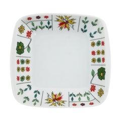 Emilio Pucci Porcelain Vide-Poche Catchall for Rosenthal Studio-Line