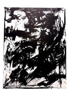 Emilio Vedova - Original Lithograph