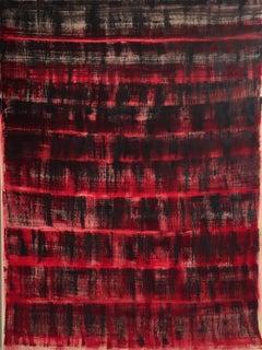 Emily Berger_Adagio_2019_oil on wood_ 40 x 30 inches_Minimalism