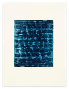 Rubato #10 (Abstract print)