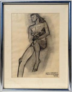 Mid Century Nude Figurative