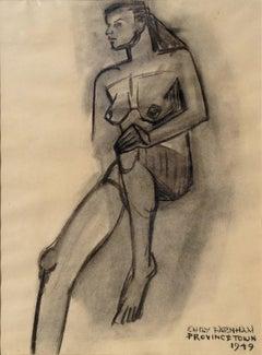 Modernist Nude, 1949