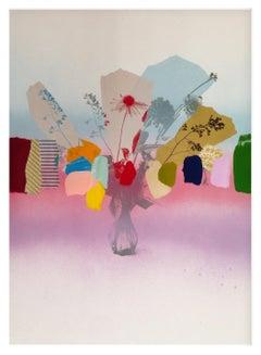 Paper Bouquet (In Rainbows) III