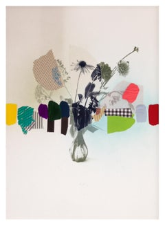 Paper Bouquet (Stripes + Gingham)