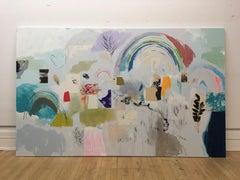 Untitled (5 Rainbows) unframed