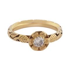 Emma Chapman Diamond 18k Gold Ring