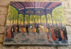 La Belle Epoque of the Vichy Baths by Emmanuel Bellini