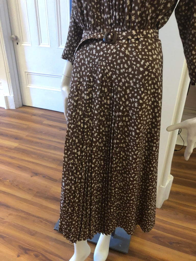 Black Emmanuelle Khanh Paris 1980s Dress For Sale