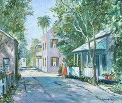 Emmett Fritz - Spanish Street Impressionist St. Augustine