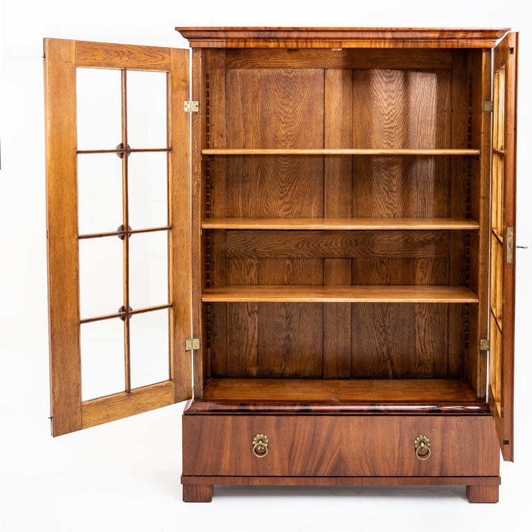 Empire Bookcase, Early 19th Century For Sale 3