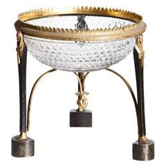 Empire Bowl, Vienna, Early 19th Century