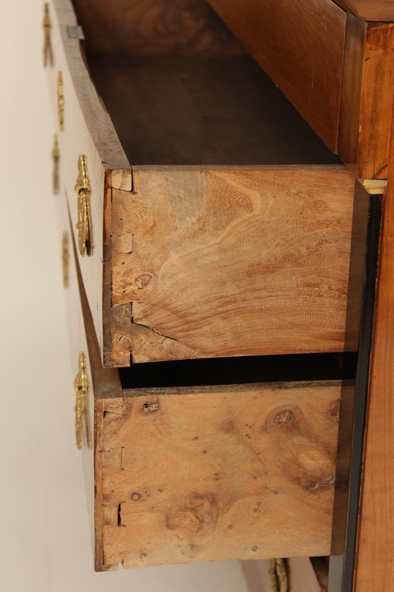 Empire Chest of Drawers For Sale 6