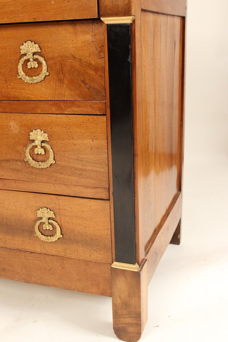 Empire Chest of Drawers For Sale 1