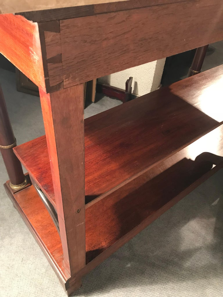 Empire Console Table, France, 19th Century For Sale 4