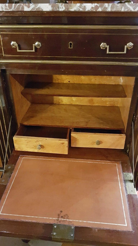Empire Dresser or Secretary, Paris, 1810s For Sale 1