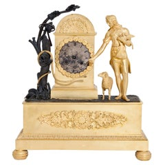 Empire Mantel Clock, France, circa 1830