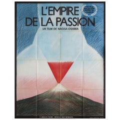 'Empire of Passion' 1978 French Grande Film Poster
