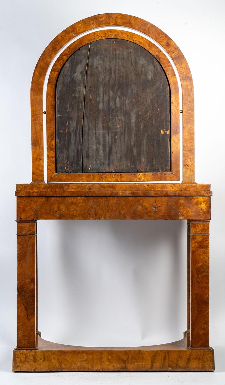Early 19th Century Empire Period Hairdresser, circa 1810 For Sale