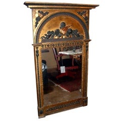 Empire Period Swedish Mirror