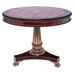Empire Round Center Table