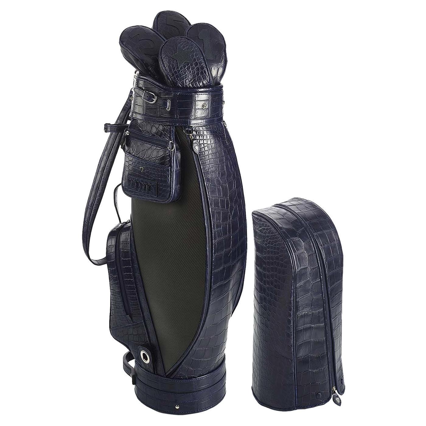 Empire Royal Blue Golf Bag by Barchi