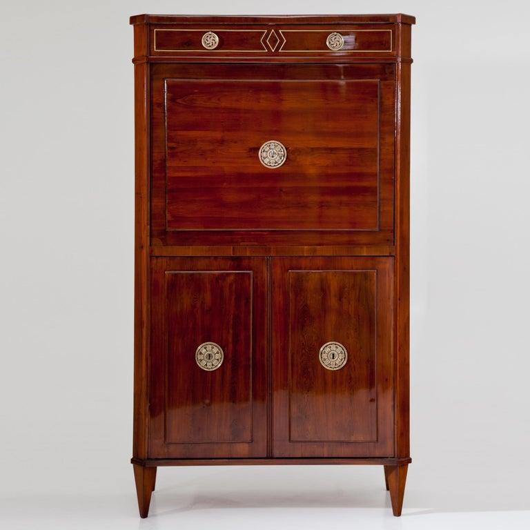 Empire Secretaire, Vienna, circa 1800 For Sale 6