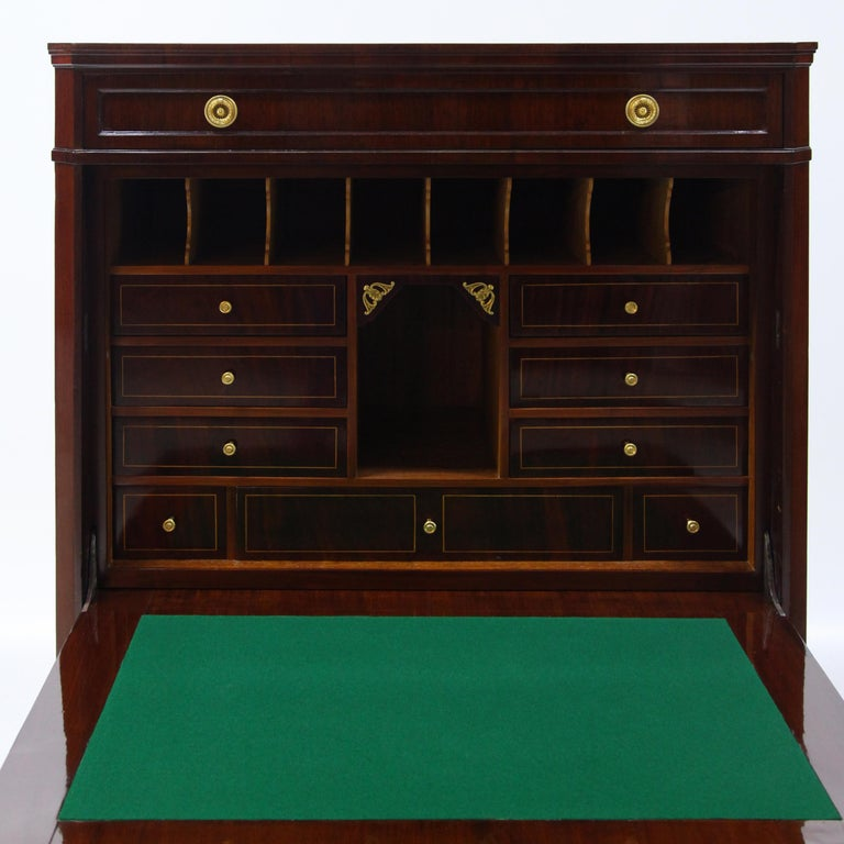 Empire Secretaire, Vienna, circa 1810 For Sale 3