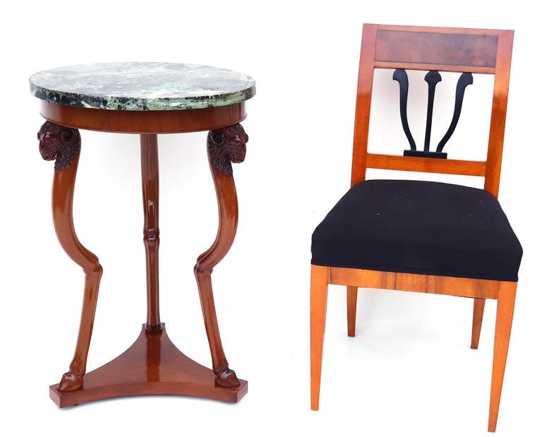 Empire Side Table/Gueridon, Paris, 1810s For Sale 1